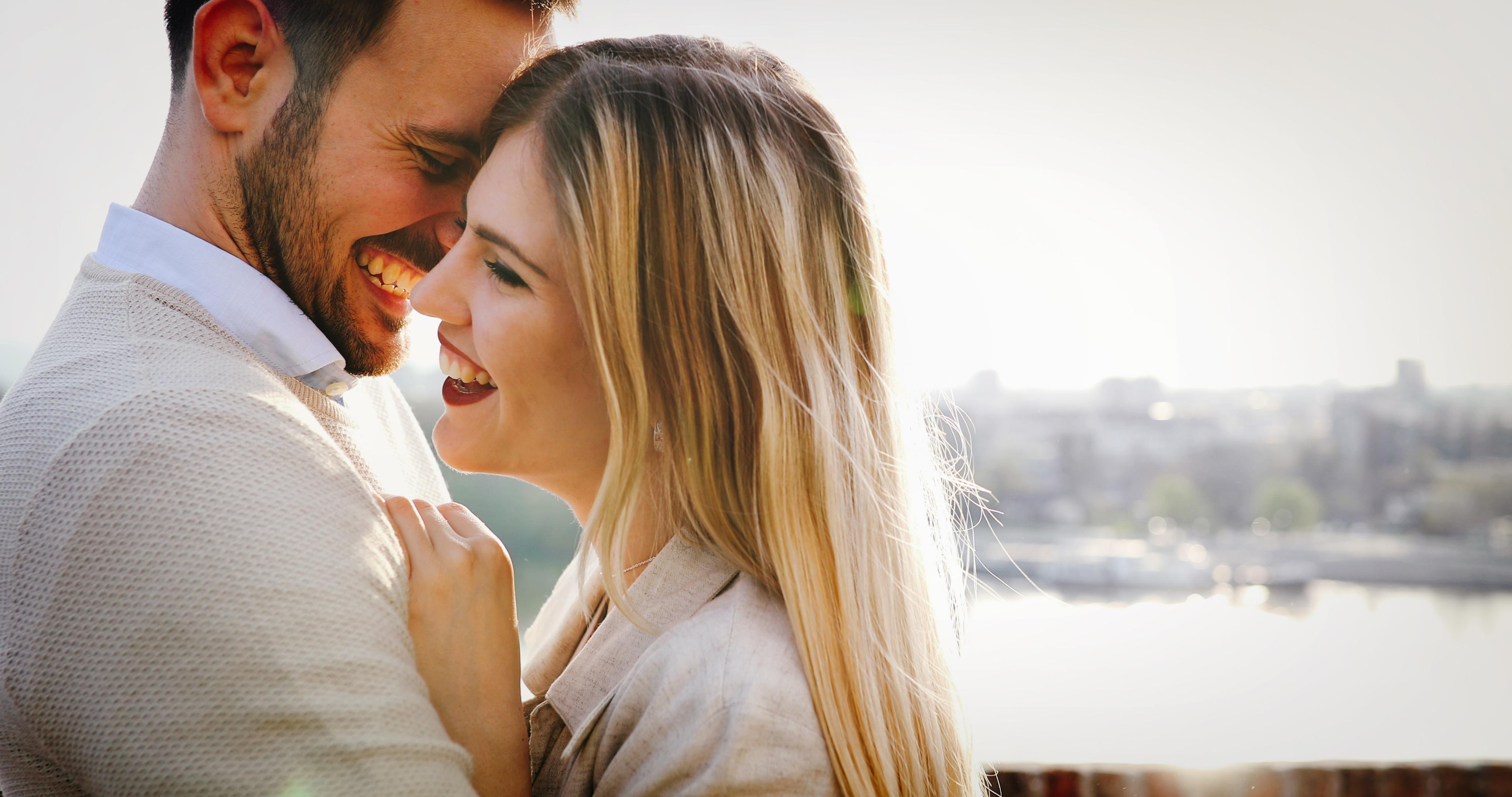 Den gode siden av online dating