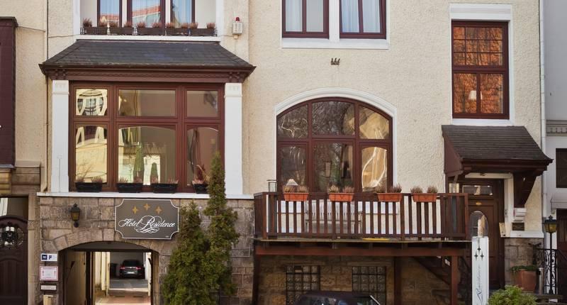 hotel residence bremen i bremen bestill de beste tilbuden. Black Bedroom Furniture Sets. Home Design Ideas