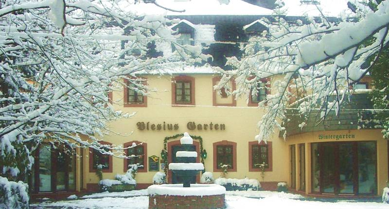 Hotel Restaurant Blesius Garten i Trier - Bestill de beste tilbuden!